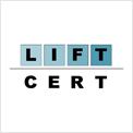 Niche Lifts Lift Cert Logo