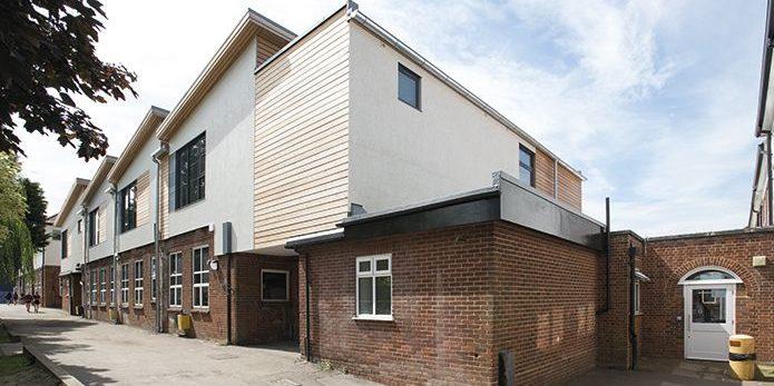 Hinchley Wood School exterior